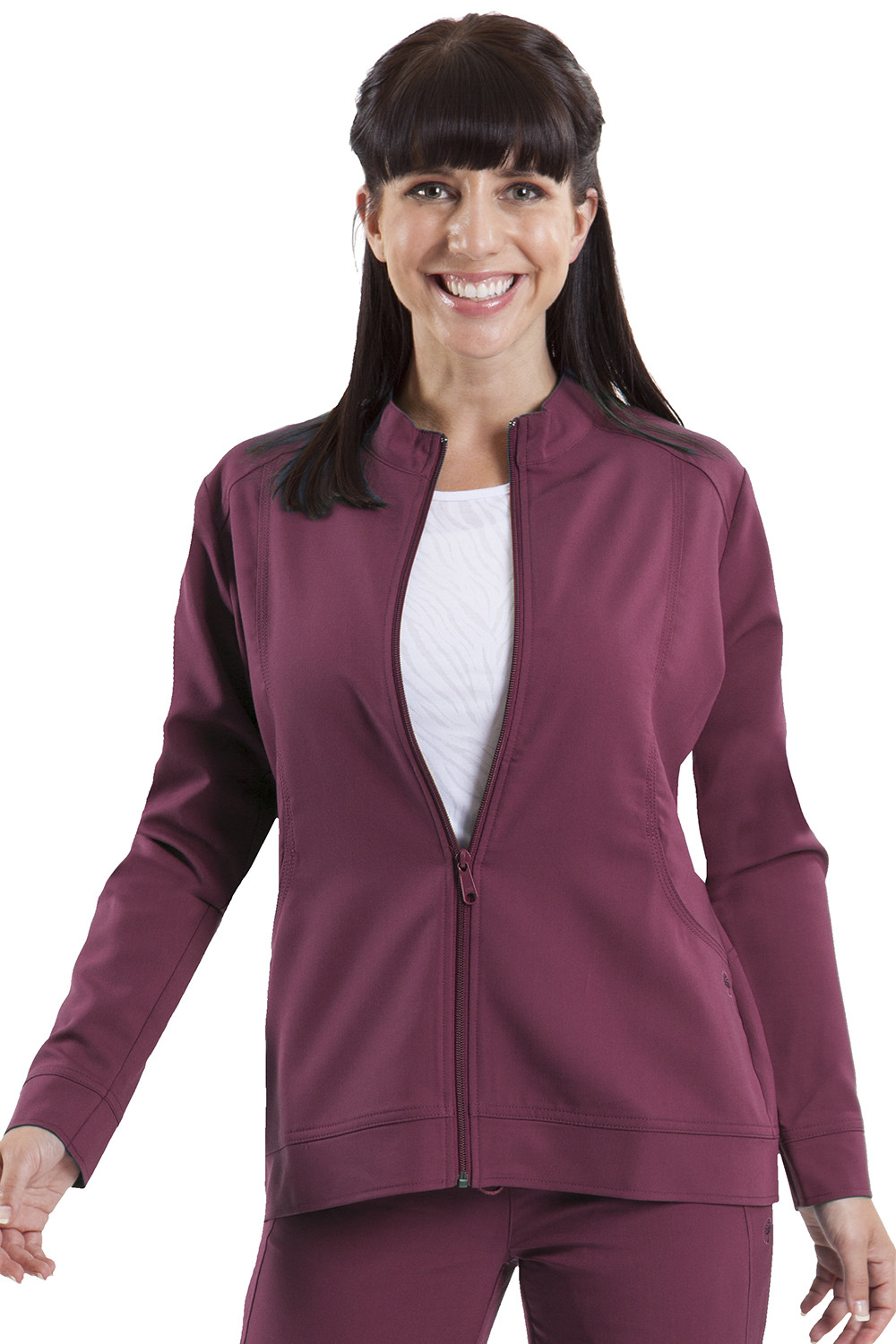 hospital medical scrub jackets